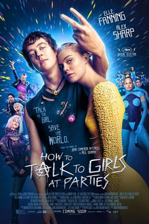 How to Talk to Girls at Parties - poster