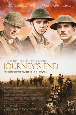 Journey's End poster