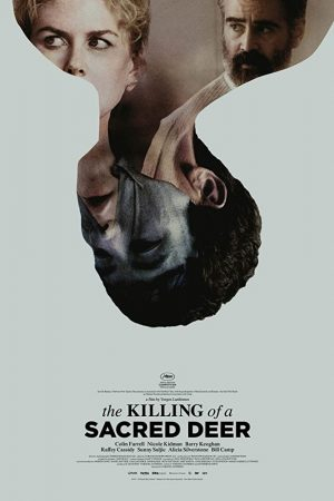 The Killing of the Sacred Deer poster