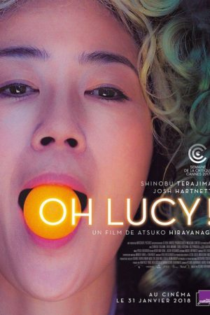 Oh Lucy poster
