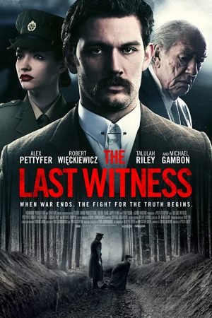 The Last Witness poster