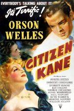 Citizen Kane trailer poster
